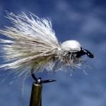 Rehhaar - CDC, Fliegenmuster